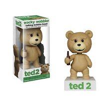 Funko Wacky pancartas-Ted 2-Talking Bobble Head-aprox. cm 15-nuevo + embalaje original
