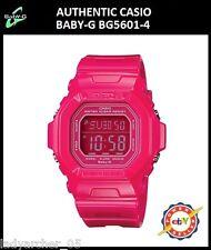 Casio Baby-G BG5601-4 Hyper Pink Digital Watch