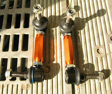 adjustable stabilizer drop link sway bar x2