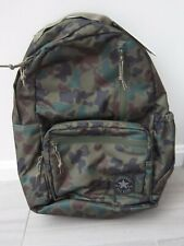 Converse Chuck Taylor All Star Go Backpack  One Size Army Camo New W/Tags