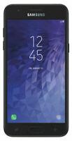 Samsung Galaxy J337A - J3 - 2018. At&T GSM Unlocked - 16GB. Black - EXCELLENT