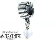Pandora Rock Quartz Charm Bead Birthstone Dangle   - 790166BK RRP£35!!!