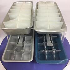 metal ice cube trays ebay. Black Bedroom Furniture Sets. Home Design Ideas