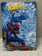 SPIDER-MAN CARTE TOWER OF POWER SPIDEY & HYDRO-MAN MARVEL LIVRAISON GRATUITE