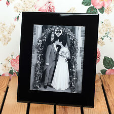 Glass Art Deco Style Photo Picture Frames Ebay