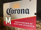 "University Of MD corona beer Mirror Huge 22"" X 30"""