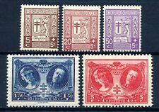 België/Belgique 240-244 ** COB = 16 Euro vl2169