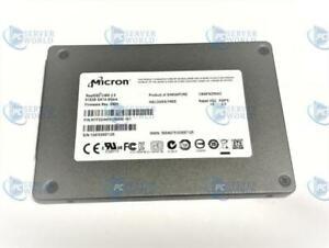 "MTFDDAK512MAM Micron RealSSD C400 512GB SSD SATA 2.5"" Solid State CP589045-01"