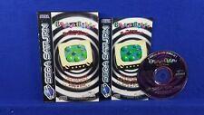 Sega Saturn BUBBLE BOBBLE Rainbow Islands Boxed COMPLETE PAL