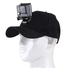 PULUZ Baseball Hat with J-Hook Buckle Mount & Screw for GoPro Hero,PU195B