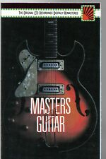 CTI Sampler: Masters of the Guitar * by Various Artists (Cassette, 1988, CTI)