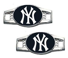 New York Yankees Shoe Charms / Paracord Charms