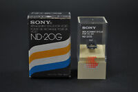 NOS,SONY ND-20G Original Stylus Needle for VC-20 MC Cartridge