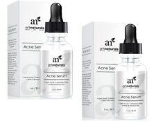 2 Pack ArtNaturals Anti Acne Serum Art Naturals Organic Gel Tightens Heals Skin