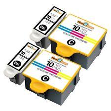 4 PACK 10 XL Ink Cartridges for Kodak ESP 3 5 7 9 3250 5210 5250 6150 9250