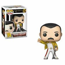 Funko POP Vinyl Rock ! Freddie Mercury  Wembley - #96 - Queen Bohemian Rapsody