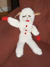 "Vintage 1993 Shari Lewis 19"" Hand Puppet Lampchop Lamb Chop Full Body Plush"