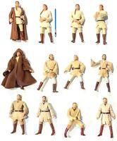 CHOOSE 1: 1999-2007 Star Wars Obi-Wan Kenobi * Action Figures * Ewan McGregor
