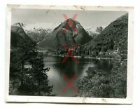 BALHOLM, Norwegen, orig. Foto, Agfa Lupex, Kreuzer Emden, Auslandsreise 1938