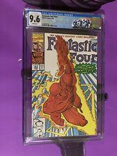Fantastic Four (1961) #353 CGC Graded 9.6 1st App Mr. Mobius Loki Marvel 1991