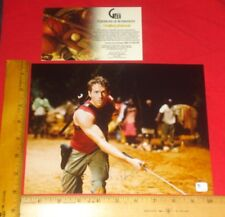 """REAL Authentic-Ryan Reynolds Signed 8""""X10"""" Color Pic Global /GA/GAI/GV Deadpool"""