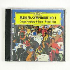 CHICAGO SYMPHONY ORCHESTRA Mahler-Symphonie NO 1. CD 1999 CLASSICAL (SEALED)