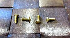 Jaeger Le Coultre Vintage 519-528-6 Atmos Clock Top Frame Screw #3599 Set Part