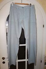 Pantalone uomo lino