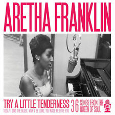 Aretha Franklin - Try A Little Tenderness (2013) | NEW & SEALED 2 CD (36 SONGS)