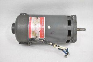 GENERAL ELECTRIC 5BC12RA109 D-C MOTOR 5000RPM 1/4HP V: 70A/50F A:4.2A/.53F