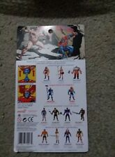 MASTERS OF THE UNIVERSE CLASSICS ULTIMATES FAKER BACKER CARD FREE SHIPPING!