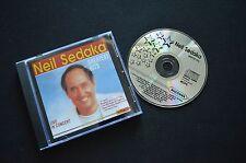 NEIL SEDAKA LIVE IN CONCERT GREATEST HITS RARE COMPILATION CD!