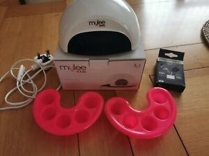 Mylee Gel Nail Lamp and Sensational Gel Polish