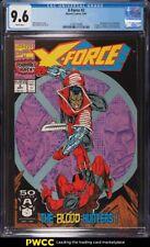 1991 Marvel Comics X-Force #2 CGC 9.6
