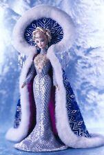RAR! BARBIE COLLECTOR Goddess of the Arctic Bob Mackie Boîte d'origine jamais ouverte réduit