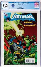 Batman Brave and the Bold #21 CGC 9.6 - LOW print run, highest grade on census (