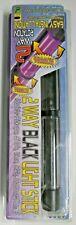 City Lites Tailgate Party 2 Way Black Light Stick Plug N Play 12 Volt Only NOS