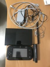 Nintendo Wii U[32GB] With Game Pad, Cables, Sensor Bar, and Wireless Sensor Bar