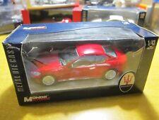 MONDO MOTORS - Maserati Granturismo - RED - Scale 1/43 - Mini Car -