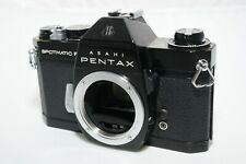 [NEAR MINT]Pentax Spotmatic SPF 35mm SLR Film Camera Body Only From Japan