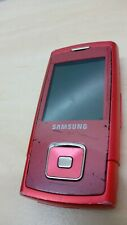 Samsung SGH E900 - Black (Unlocked) Mobile Phone