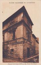 NARBONNE 12 maison historique des trois nourrices boulangerie Souques