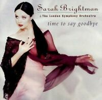 Sarah Brightman Time to say goodbye (1996/97, & Andrea Bocelli) [Maxi-CD]
