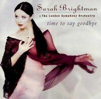 Sarah Brightman Time to say goodbye (1996/97, & Andrea Bocelli) [Maxi-CD]