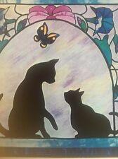 "VINTAGE ""THE CATS MEOW "" SWEET MEMORIES BONNIE KASTER APPLIQUE QUILT PATTERN UC"