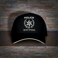 Israel Police Embro Cap Hat