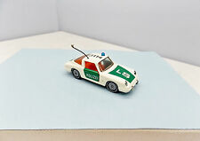Siku V-234 Porsche 911 Police Car - AWESOME - Vintage Germany Polizei