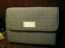 Continental Airlines Skyteam Amenity Kit - Vintage CO Business First Class Bag