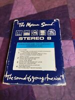 """Vintage Diana Ross And The Supremes """"Greatest Hits"""" 8 Track Tape Cartridge"""