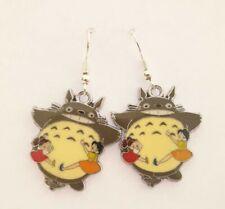 Studio Ghibli - Totoro and Friends - Vintage Retro - Large Dangle Earring Set